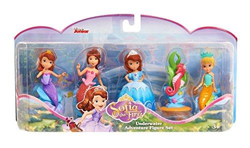 st Royal Friends Mermaid Figure Set (Mermaid Set)