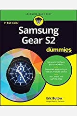 Samsung Gear S2 For Dummies Paperback