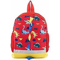 80765872d2 SUNVP Cute School Backpack Cartoon Dinosaur Toddler Kids School Book Bags  Children Small Backpack Daysack For