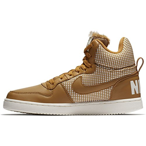 Nike Femme sail Se Court Hautes Damen Mid wheat wheat Multicolore Baskets Borough q0rfw6PH0