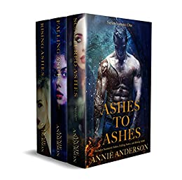 Ashes to Ashes Series Volume One: Scattered Ashes, Falling Ashes and Rising Ashes by [Anderson, Annie]