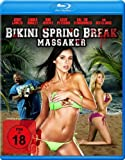 Bikini Spring Break Massaker [Blu-ray]