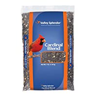 Valley Splendor Cardinal Blend Bird Seed, 7 lbs