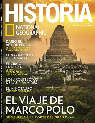 Historia National Geographic Nro. 185. Mayo 2019