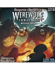 Shadows of Brimstone: Werewolves Mission Pack