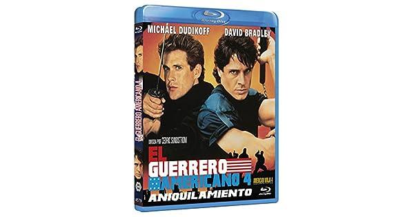 Amazon.com: El Guerrero Americano 4 BD 1990 American Ninja 4 ...