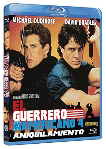 El Guerrero Americano 4 BD 1990 American Ninja 4: The ...