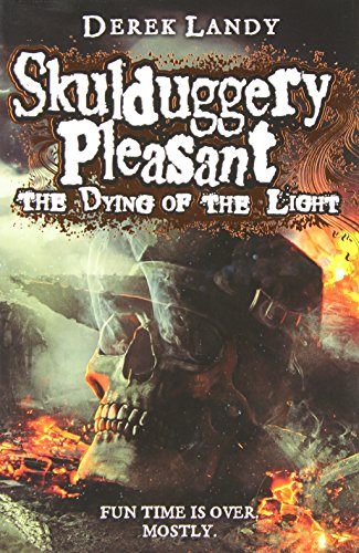Skulduggery Pleasant Book 9