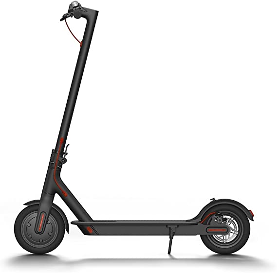 Xiaomi Scooter Patín Eléctrico Mi Electric Scooter Negro Us: Amazon.com.mx: Deportes y Aire Libre
