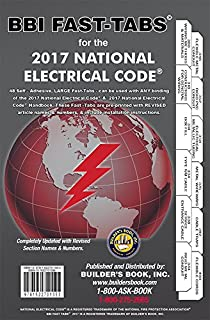 A guide to the electrical contractors exam njatc njatc 2017 national electrical code nec softcover tabs fandeluxe Images