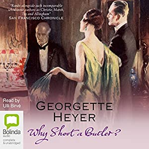 Why Shoot a Butler? Audiobook