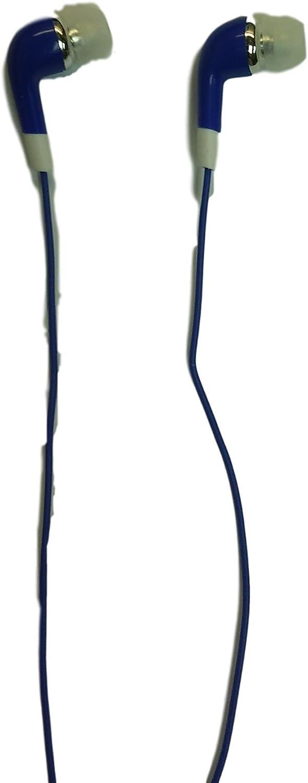 in-Ear Earbuds-Headset Blue