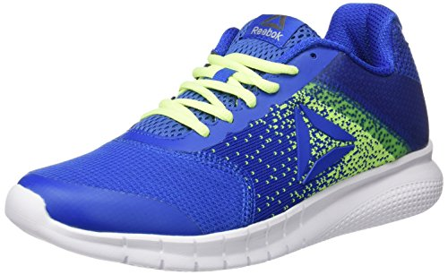 Lite Virtual Women's Blue Running Shoes Print Reebok White Electric Blue Flash YnEwaqwR