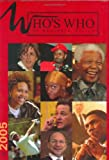 Who's Who of Southern Africa 2005