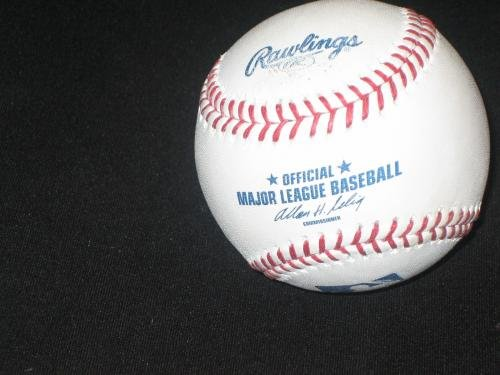 78d5023fe76 Jim Rice Autographed Baseball - Hof Legend Authentic Oml Inscr. - Autographed  Baseballs at Amazon s Sports Collectibles Store