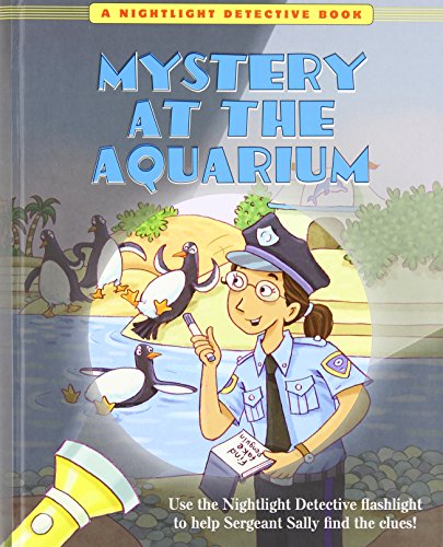 Mystery at the Aquarium (A Nightlight Detective Book)