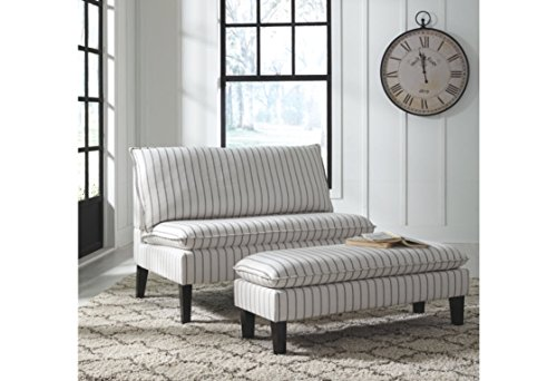 Signature Design by Ashley A3000112 Arrowrock Accent Bench, Settee by Signature Design by Ashley (Image #2)