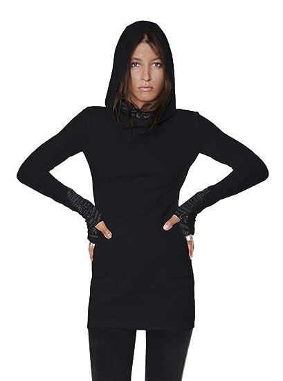 Amazon.com: Street Habit - Vestido con capucha para mujer ...