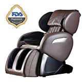2017 Electric Full Body Shiatsu Massage Chair Foot Roller Zero Gravity w/Heat