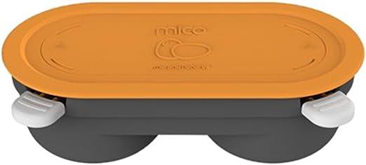 Morphy Richards 511649 Mico – Escalfador de huevos para microondas ...