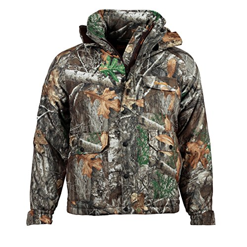 - Gamehide Deerhunter Parka (Realtree Edge, 2X-Large)