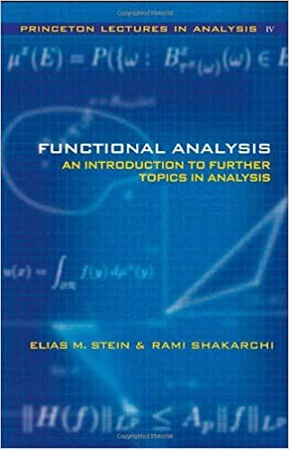 Buy functional analysis introduction to further topics in analysis buy functional analysis introduction to further topics in analysis princeton lectures in analysis book online at low prices in india functional fandeluxe Image collections