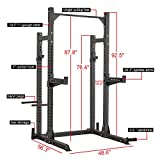 AMGYM Commercial Power cage Squat
