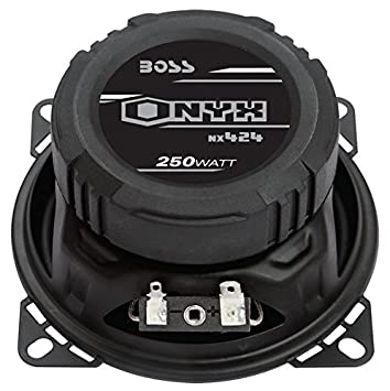 Amazon Com Boss Audio Nx424 250 Watt Per Pair 4 Inch Full Range
