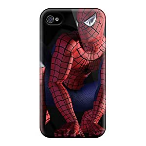 New Premium NQf3100NZXy Iphone 5/5S Spider Man Protective Cases Covers