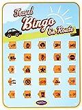 travel bingo board game