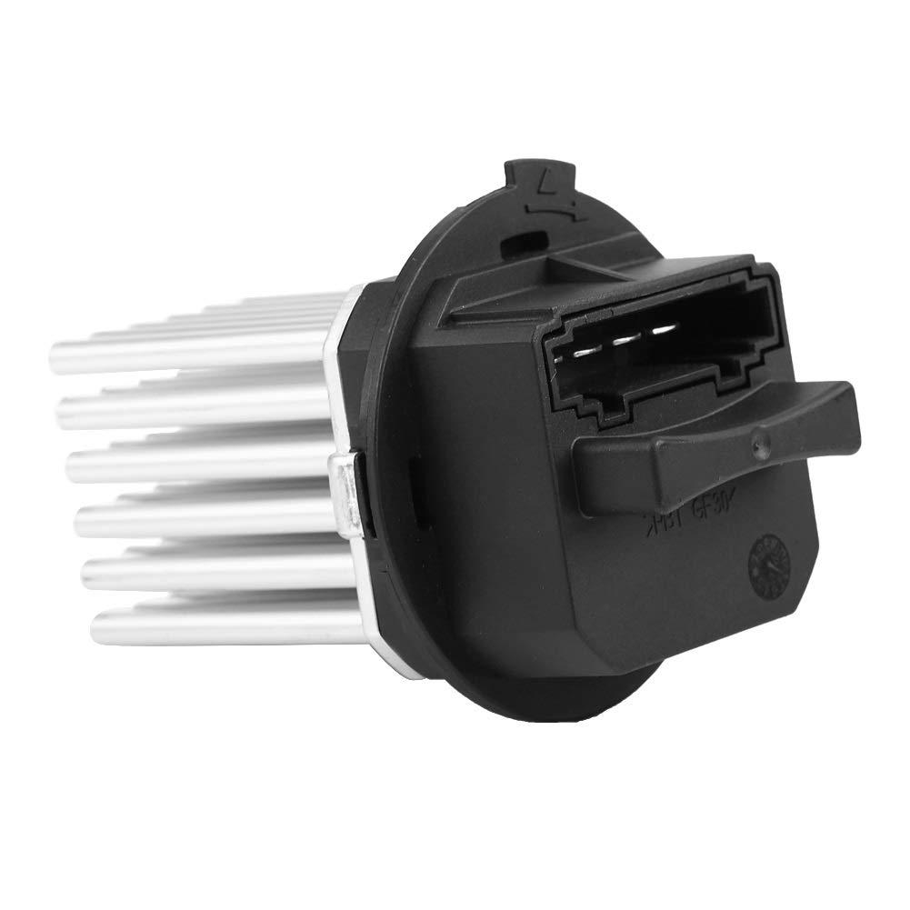 Resistencia del motor del ventilador del resistor Resistencia del ventilador Resistencia del motor del ventilador para PEUGEOT 307 407 Citroen C3 C4 C5 C6 6441S7