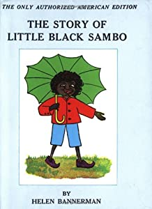 An overview of the banishment of little black sambo