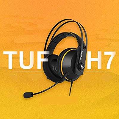 Gaming Headset Wired Laptop Headset Headset Headset Physical 7 1 Channel Noise Reduction Microphone Lossless Volume Control Pure Sound Quality Yellow