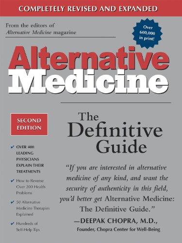 Alternative Medicine, Second Edition: The Definitive Guide (Alternative Medicine Guides) - Medicine Alternative