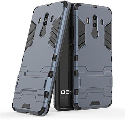 GOGME Funda para Huawei Mate 10 Pro, Soporte Plegable Case, Azul ...
