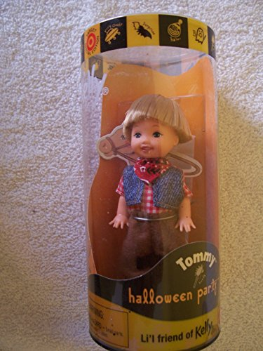 Barbie - Kelly Club Halloween Costume Party Tommy as a Cowboy, Kelly Li'l Friends -