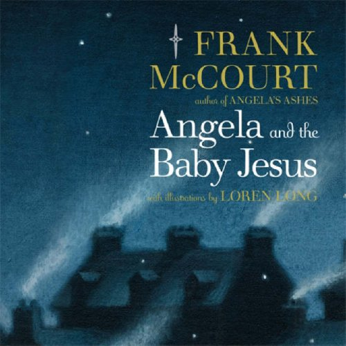 Book cover for Angela and the Baby Jesus