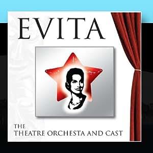 the london theatre orchestra and cast evita amazoncom