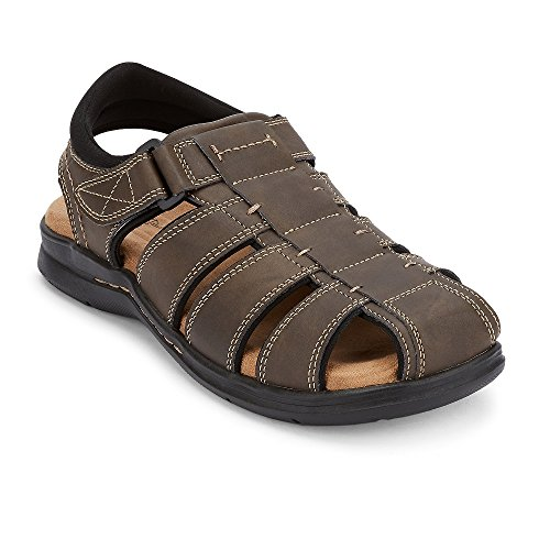 Dockers Mens Marin Outdoor Sport Fisherman Sandal Shoe