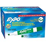 Expo Dry Erase Marker - Chisel Green 12-pack
