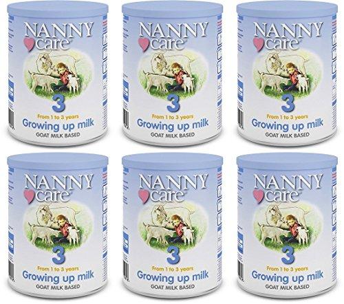 Nannycare Nanny Goat Milk Growing Up Nutrition 400 G - Buy
