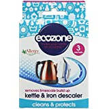 Ecozone Kettle & Iron Descaler - 8 x 60