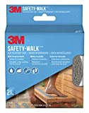 3M Safety-Walk Gray Indoor/Outdoor Tread, 2-in by