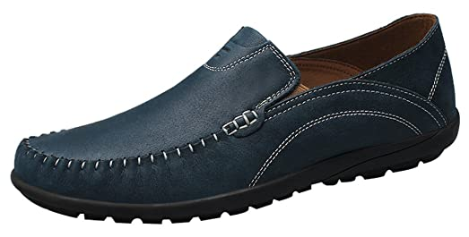 99888 Mens Comfort Sneaker Stylish Casual Smart Loafers Driving Slip-on Shoes