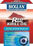 Bioglan Red Krill Oil Vision Capsules - Pack of 30 Capsules
