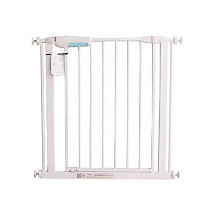 Amazon Com Indoor Safety Gates Extra Wide Baby Safety Gate Stairs
