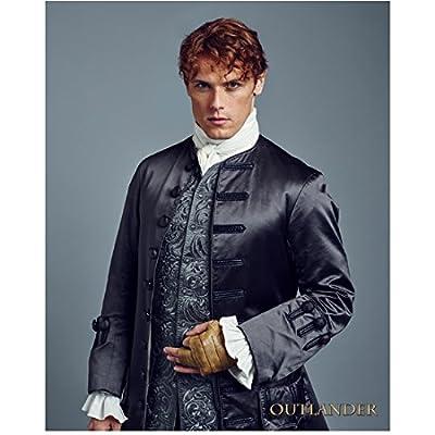 Sam Heughan as Jamie Fraser in Outlander Dressed Up 8 x 10 inch Photo