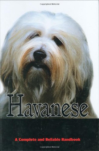 Havanese: A Complete and Reliable Handbook pdf