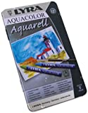 Lyra Aquacolor Watersoluble Crayons - 12 Ct 1 pcs sku# 663752MA