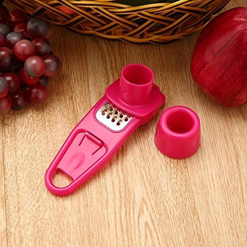al/éatoire Pudincoco M/énage Broyeur Ail Multifonction Broyeur Ail Ginger Portable Dispositif De Presse Ail Accessoires de Cuisine